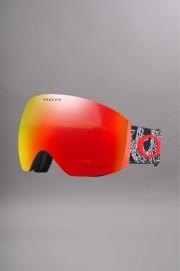 Masque hiver homme Oakley-Flight Deck Craneos Muertos-FW17/18