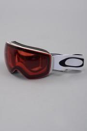 Masque hiver homme Oakley-Flight Deck Matte White-FW17/18