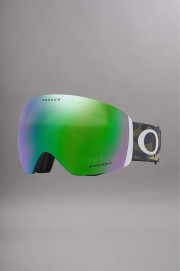 Masque hiver homme Oakley-Flight Deck Prizm Snow Jade Iridium-FW17/18