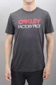 Tee-shirt manches courtes homme Oakley-Fp Basic Graphic Tee-SUMMER16
