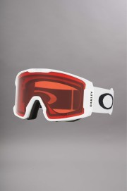 Masque hiver homme Oakley-Line Miner Matte White-FW17/18