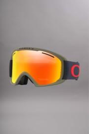 Masque hiver homme Oakley-O Frame 2.0 Xl Canteen Iron-FW17/18