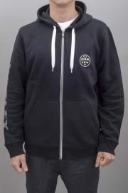 Sweat-shirt zip capuche homme Oakley-Patch Fleece-SUMMER16