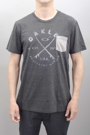 Tee-shirt manches courtes homme Oakley-Stoked Tee-SUMMER16