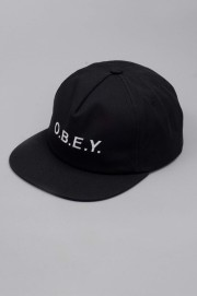 Obey-Contorted Ii Snapback-SPRING17