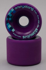 Orangatang-Stimilus Purple 70mm/83a X 4-INTP