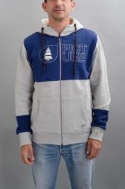 Sweat-shirt zip capuche homme Picture-Basement Plush Adventure Line-FW16/17
