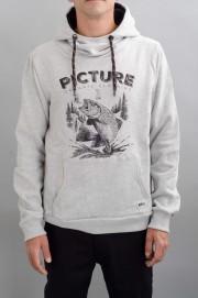 Sweat-shirt à capuche homme Picture-Edition Adventure Line-FW16/17