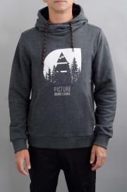 Sweat-shirt à capuche homme Picture-Hetis Adventure Line-FW16/17