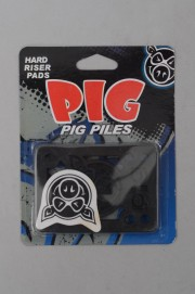 Pig-Pads 0.125 Pouce Hard  Black-2017