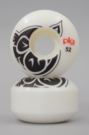 Pig-Wheels Head Natural 52mm-2017