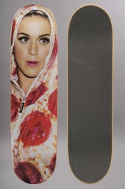 Plateau de skateboard Pizza skateboard-Katy-2017