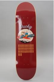 Plateau de skateboard Pizza skateboard-Pizza Ducky Ww3 8.4-2018