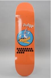 Plateau de skateboard Pizza skateboard-Pizza Pullizzi Ww3 8.25-2018