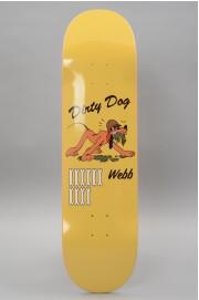 Plateau de skateboard Pizza skateboard-Pizza Webb Ww3 8.25-2018
