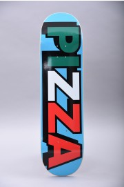 Plateau de skateboard Pizza skateboard-Tri Logo Blue 8.75-2018