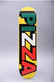 Plateau de skateboard Pizza skateboard-Tri Logo Yellow 8.25-2018