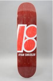 Plateau de skateboard Plan b-Stained Sheckler 8.125 X 31.75-2018