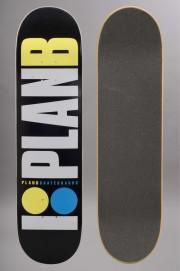 Plateau de skateboard Plan b-Team Og Neon-2016
