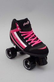 Rollers quad Playlife-Groove Black/pink-2016