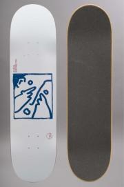 Plateau de skateboard Polar-Aaron Herrington Doodle Face-2016