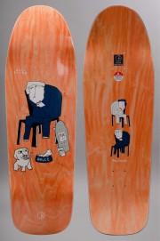 Plateau de skateboard Polar-Dane Brady & Bruce-2017