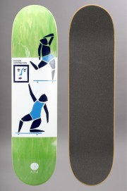 Plateau de skateboard Polar-Herrington Two Figures  One Painting-INTP