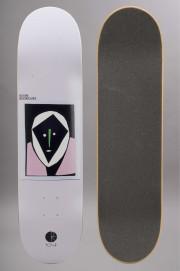 Plateau de skateboard Polar-Kevin Rodrigues Green  Nose-2016