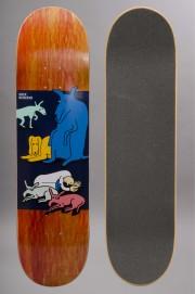 Plateau de skateboard Polar-Nick Boserio All My Dogs-2016