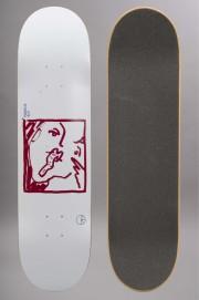 Plateau de skateboard Polar-Pontus Alv Doodle Face-2016