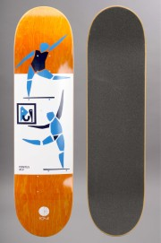 Plateau de skateboard Polar-Pontus Two Figures One Painting-INTP