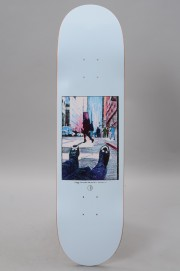 Plateau de skateboard Polar skate co-Happy Sad New  York City-2017