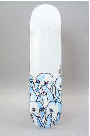 Plateau de skateboard Polar skate co-Polar Aaron Herrington Doodle Faces Part 2-2018