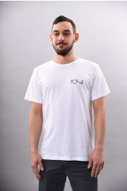 Tee-shirt manches courtes homme Polar skate co-Polar Ego Loss Fill Logo-SPRING18