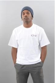 Tee-shirt manches courtes homme Polar skate co-Polar Escape Route Fill Logo-SPRING18