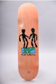 Plateau de skateboard Polar skate co-Polar Flat Earth 8.6-2018
