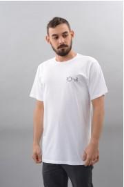 Tee-shirt manches courtes homme Polar skate co-Polar Man With Dog-FW17/18