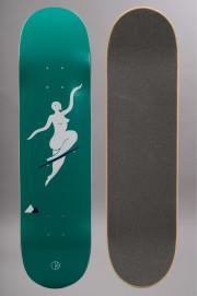 Plateau de skateboard Polar skate co-Polar No Complies Forever Green-2017