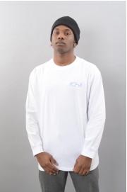 Tee-shirt manches longues homme Polar skate co-Polar Stenstrom Fill Logo-SPRING18