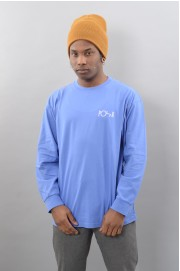 Tee-shirt manches longues homme Polar skate co-Polar Stroke Logo Baja-SPRING18