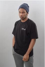 Tee-shirt manches courtes homme Polar skate co-Polar Stroke Logo-SPRING18