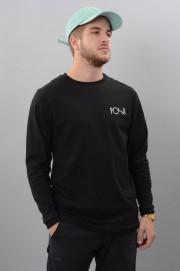 Tee-shirt manches longues homme Polar skate co-Stroke Logo-FW17/18