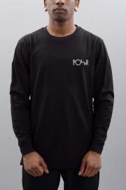 Tee-shirt manches longues homme Polar skate co-Stroke Logo-SPRING17