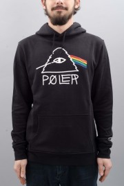 Sweat-shirt à capuche homme Poler-Psychedelic-SPRING17