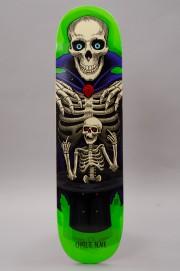Plateau de skateboard Powell peralta-Deck Ps  Charlie Blair Magician Grn-2017