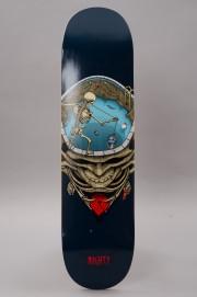 Plateau de skateboard Powell peralta-Deck Ps Mighty  Pool Skull Blue-2017