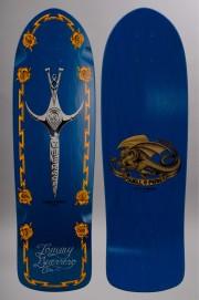 Plateau de skateboard Powell peralta-Guerrero V8 Blue Bones Brigade-INTP