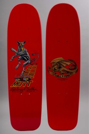 Plateau de skateboard Powell-Peralta Mullen Dog Red Bones Brigade-2016