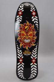 Plateau de skateboard Powell peralta-Reissue Nicky  Guerreo Mask Blk 10 X 31.7-2017