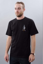 Tee-shirt manches courtes homme Powell peralta-Skull And Sword-FW17/18